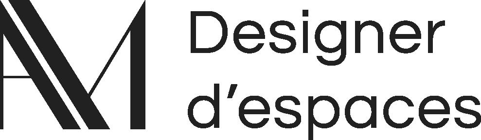 Logo AM Designer d'espaces